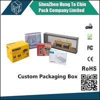 Hungtochin Pack direct manufacturer custom logo private label cardboard boxes