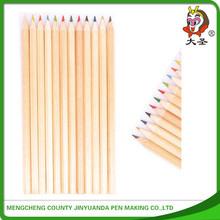 Художественная роспись деревянный цветной карандаш точилка для карандашей для студентов