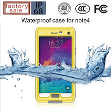 RAIN/DIRT/ SHOCK/ SNOW Proof Protect Case Cover for Samsung Galaxy Note 4