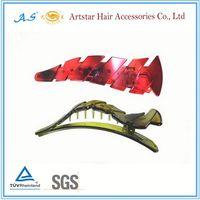 bow shape hair pins