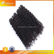 High Quality Wholesale Price 100% Virgin Human Hair Indian 5A Deep Wave for Black Women