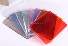Cheap ultra thin transparent tpu back cover case for ipad mini 2 3 4