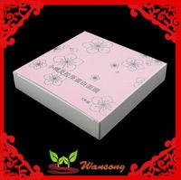china elegant beautiful design cardboard packaging cosmetic box,sweet box and flower paper box
