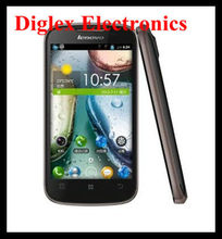 "Original Lenovo A690 Cheap 3G Smart Phone MTK6575 1.0GHz 4"" TFT 800*480 Touch Screen 512MB RAM/ROM 3.2MP Camera"