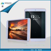 Tablet PC De 20 Pulgadas 7.85inch Cheap Allwinner A23 Dual Core Tablet PC 512MB 8GB 1024*768pixel panel CE ROHS