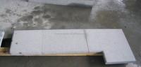 Dark Grey Granite Pool Coping Border Tile