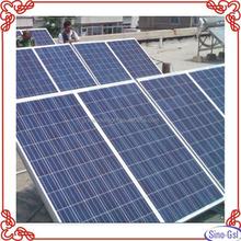 High power top 12v solar panel 250w