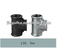 Malleable Iron Pipe Fittings tee