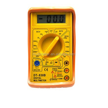 Hot Sale Handheld Digital Multimeter With Holster Electronic Multitester Multifunction Tester Ammeter