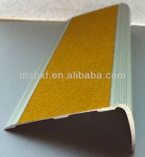 ceramics edge stairs/stair edge tile/travertine stair edge