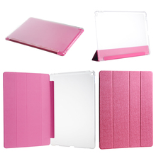 Foldable PU Leather Case for ipad Air Pro with Stand Function
