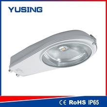 Modern appearance 110 degree cob 50w daylight sensor street light