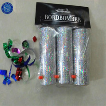 Party popper confetti shooter for wedding party decoration made in China