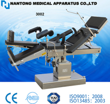 medical devices supplies hydraulic operating tables Model 3002