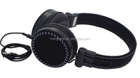 cellphone accessories headphone , super bass dj headset with CE and RoHS certificates