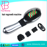 wholesale laser EMS comb for hair growth for homeuse