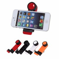 Mini Car Air Vent Phone Holder Car Holder For Mobile Phone Car Cell Phone Stand