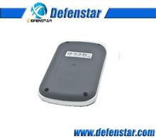 Black mini handheld 3.7V 4400mAh remote monitoring logn standby googe map gsm/gprs personal gps tracke with sos