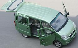SY6390 1000cc Gasoline Passenger Van