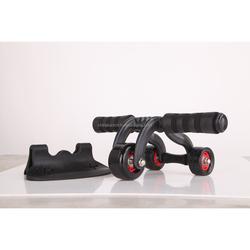 Ab Tri-wheel Fitness Roller Abdominal Exercise Equipment