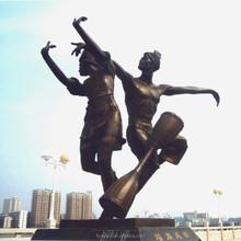 Life size Human Figure Bronze Sculpture Statue