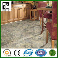 marble embossing vinyl tile flooring 12x24,18x18