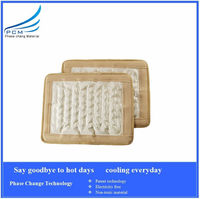 Breather Pad Cool Gel Mat Seat Bed Cooling Cushion