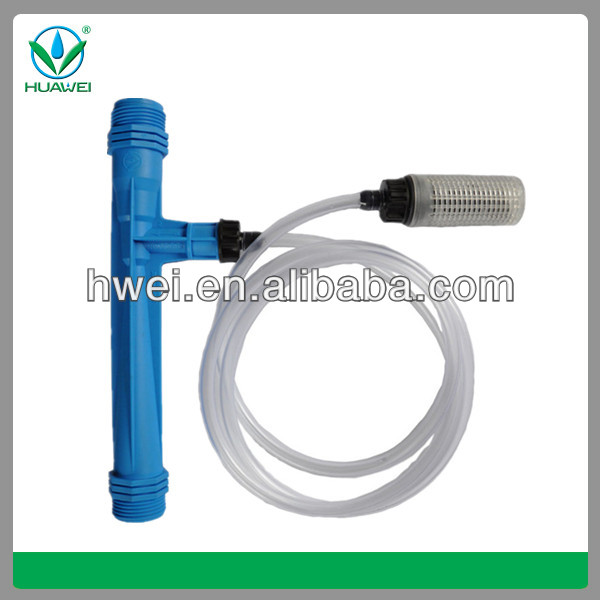 Drip irrigation fertilizer injector buy