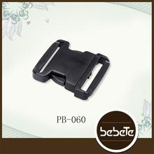 OEM best selling bags colored plastic side release buckle