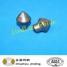 YG8c carbide coal mining tools auger tips Zhuzhou factory supplys
