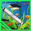 IP68 led underwater fishing light fishing submersible green 12 volt led fish attractant light