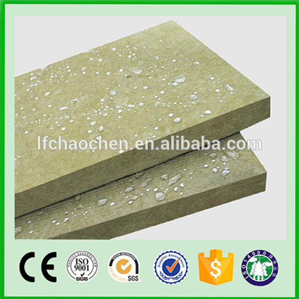 150kg M3 Thermal Insulation Rock Wool Board Rock Wool