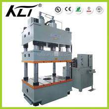 Y32-500T 4- column high frequency hydraulic press/hot flanging machine for High Effective manufacturing