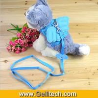 Pet Supplies Pet Traction Belt Cute Angel Removable leash Dogs Chest Straps