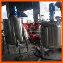 rivestimenti ad alta velocità ossido di zinco unguento prezzo del serbatoio di miscelazione di henan sanbang