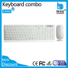 VMT-02 2.4g computer wireless keyboard and mouse