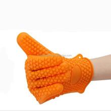 Dishwashing Heat Resistant silicone massage glove