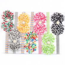 Baby headband 2014 newest style headband elastic bow infants baby hairbands