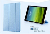 Smart Hot Sale Heat Pressing Pu Leather Case Cover For Ipad Air