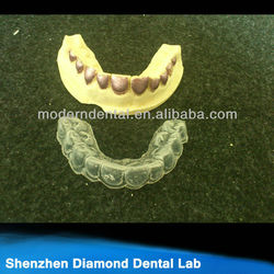 Dental Bleaching Tray and disposable Night Guard Supplies