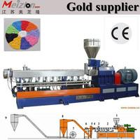 plastic extrusion machine manufacturer/cable making equipment for sale/plastic filament extruder