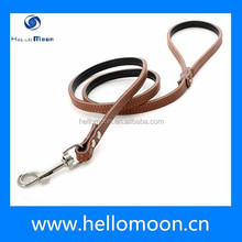 2015 New Arrive Hot Sale Low Price Top Quality Dog Leash Leather