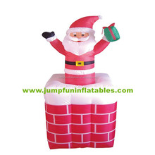 Christmas Inflatables for sale/Cheap Santa Man/Inflatable Giant Christmas Father