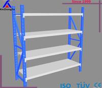 Heavy Duty 4 Tier Steel Welded Rack Industrial Commercial Frames Beams Shelves