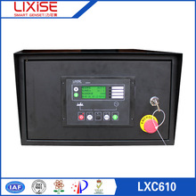 LXC610 diesel generator electrical control panel accessories