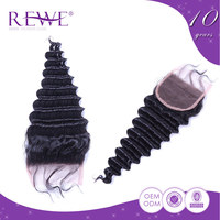 Super Quality Big Price Drop Various Colors Lace Human Hair Piece Hand Made