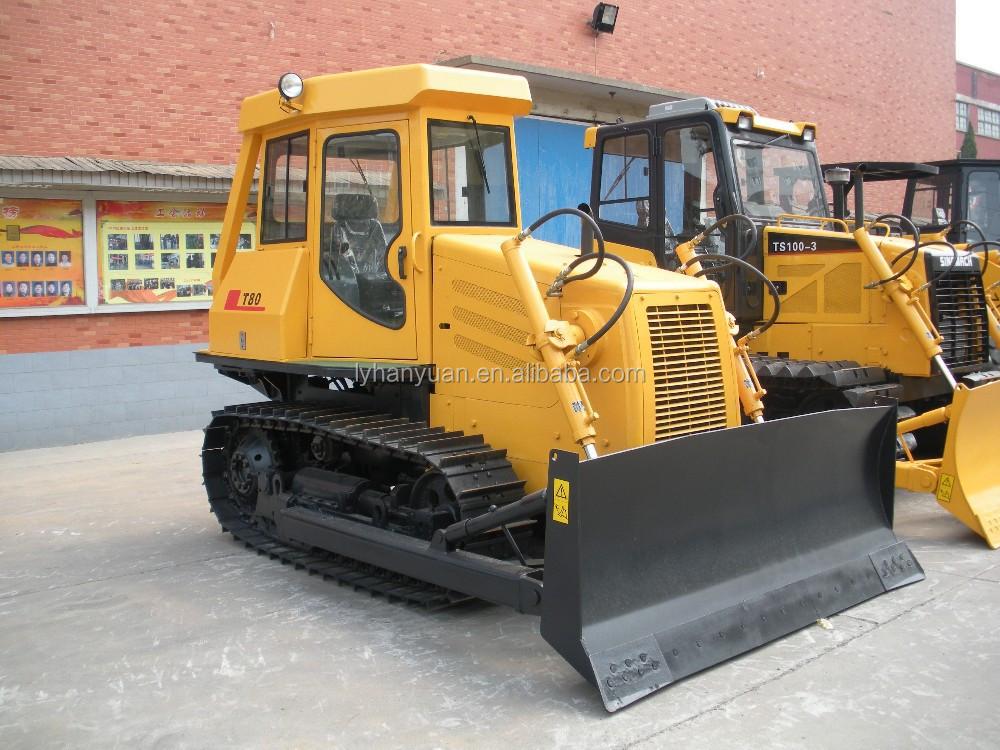 จีนhotขาย70kwขนาดเล็กรถแทรกเตอร์ตีนตะขาบ