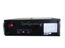 Düşük selfdischarge 24v 100Ah LiFePO4 lityum pil BMS sistemi ile ups, güneş enerjisi