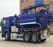 Barato Truck 6 X 4 de sucção de esgoto tanque de vácuo caminhão preço