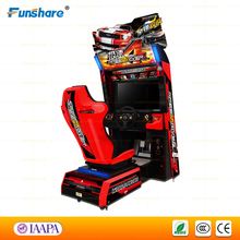 Funshare speed car simulator arcade games machines car race game arcade machine manufacturer